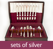 sets of silver